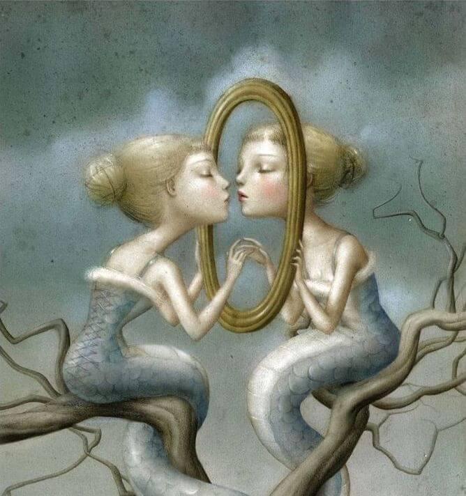 escena-simbólica-mujer-ante-sun-espejo