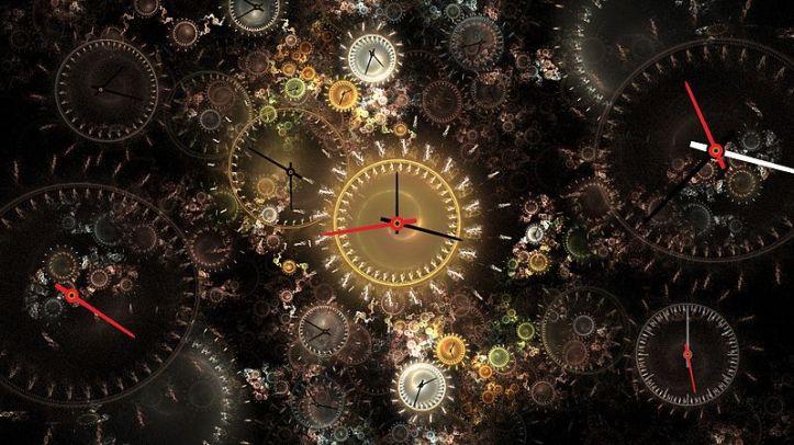 mobilos-fractal-clock